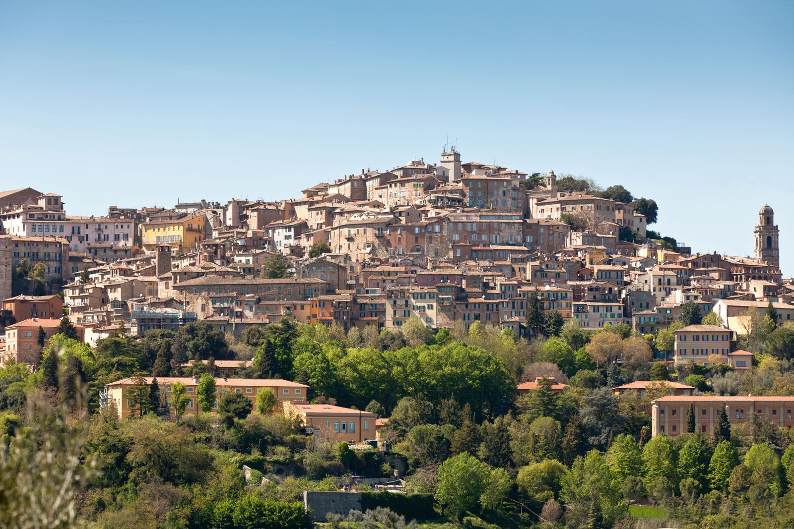Perugia-in-Umbria-Italy