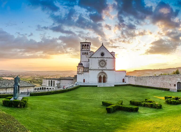 Assisi Driving Tour