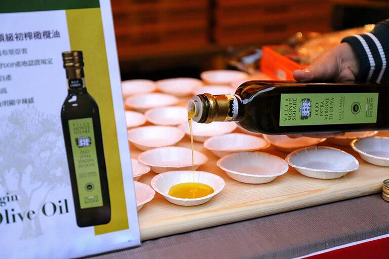 Olive Oil Tasting Certificate
