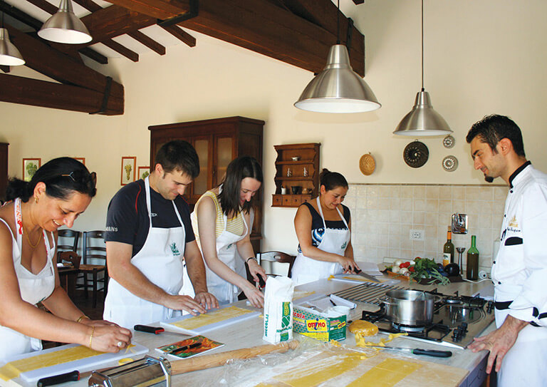 Villa Monte Solare Private Cooking Class
