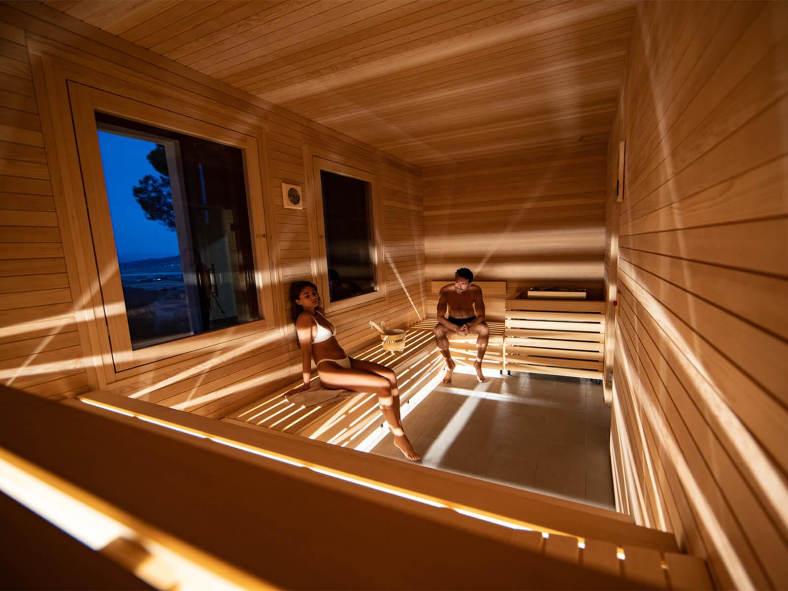 Vms SPA Sauna 4