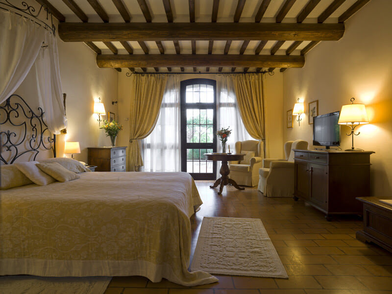 Your honeymoon at Villa Monte Solare