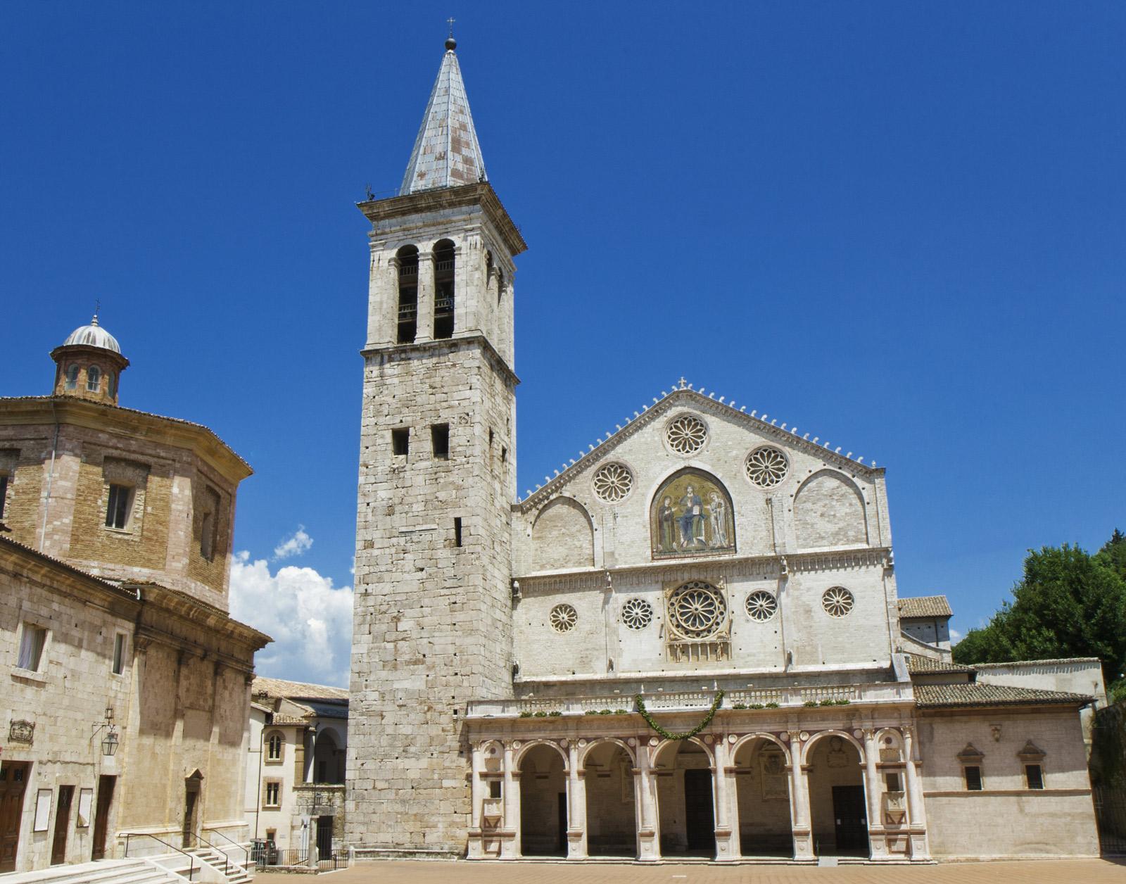 Cathedral de Spoleto