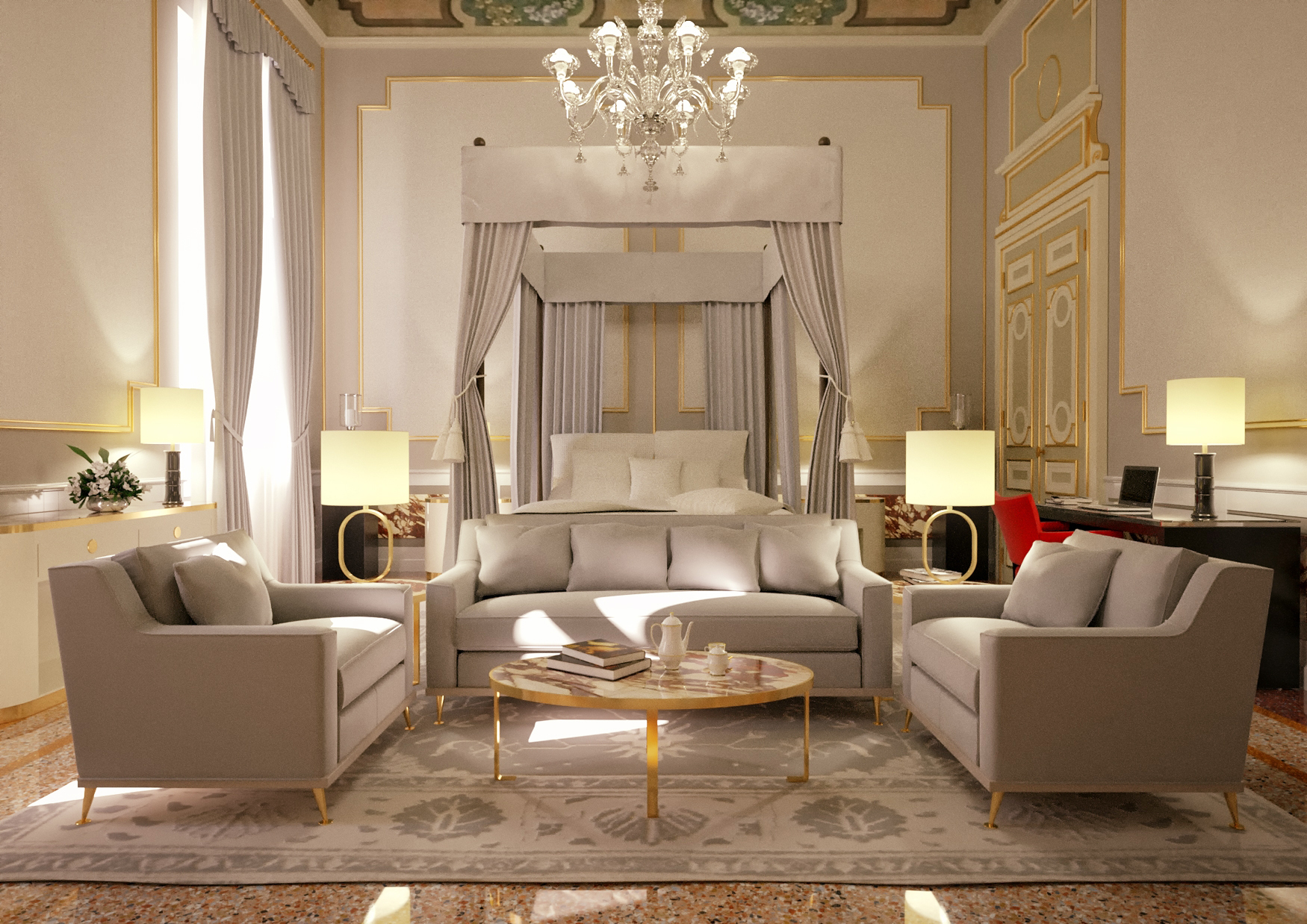 Ldc group to open new hotel in venice ldc italian hotels for Design boutique hotel venice