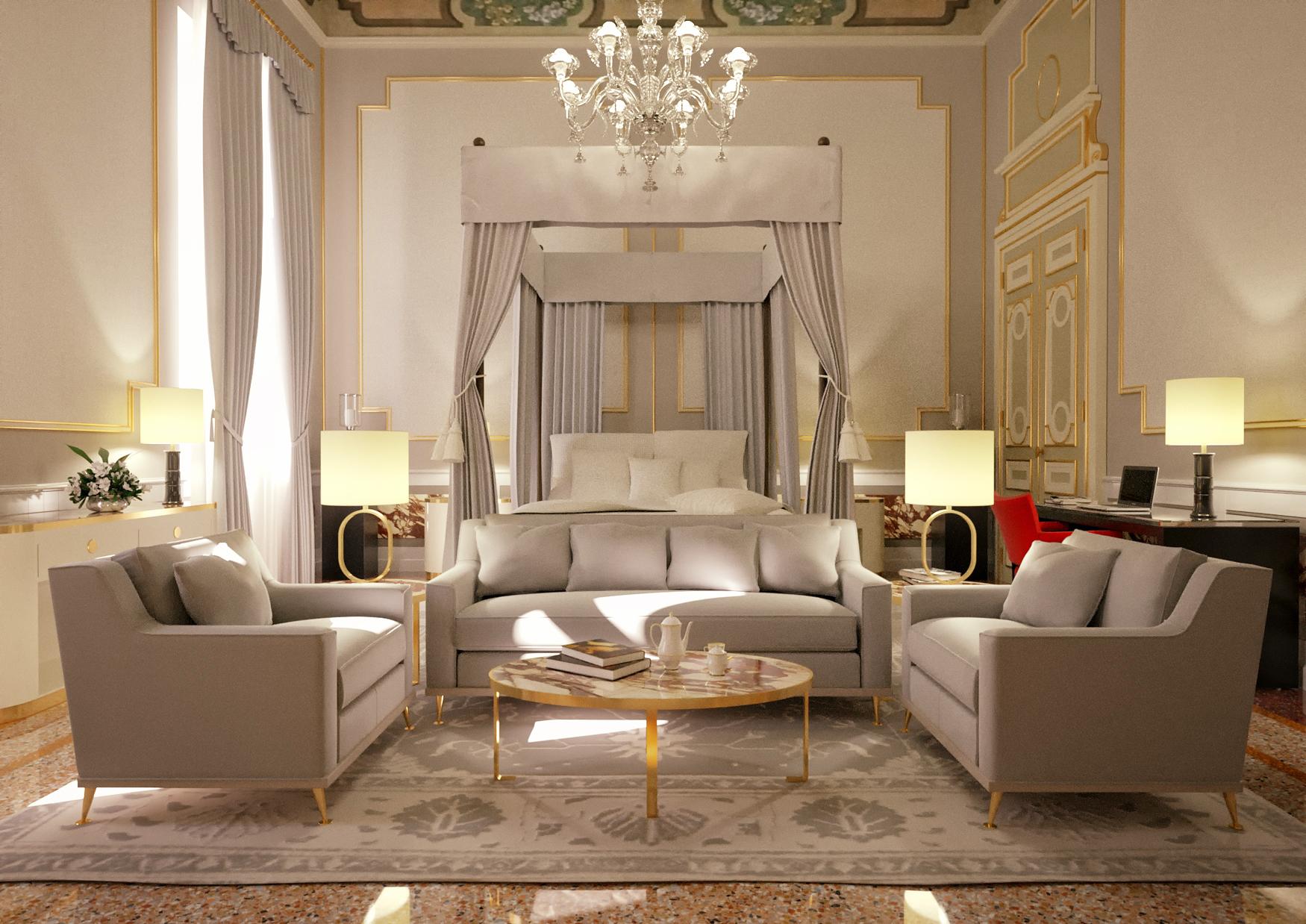 Ldc group to open new hotel in venice ldc italian hotels for Hotel design venice